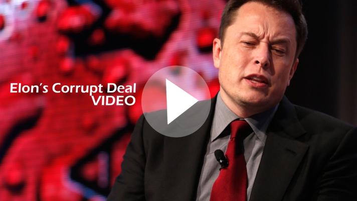 Elons Corupt deal